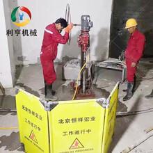 小型勘探钻机QBZ-1D轻便取样钻机取芯钻机图片