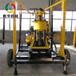 全新利亨機械液壓水井鉆機操作簡單