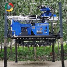 利亨機械液壓直推鉆機HQT-30系列履帶式環保鉆機圖片