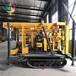 利亨機械液壓巖芯鉆機LH-200D挖井機履帶鉆車