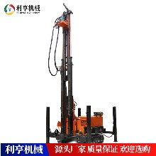 气动打井机200米打井配空压机气动水井钻机图片