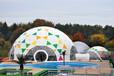 石河子市球形活動帳篷出售