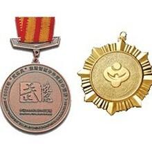 西安紀念徽章西安金屬腐刻胸牌金屬書簽西安廠徽章訂做圖片