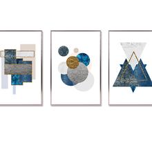 定制现代简约装饰画图片
