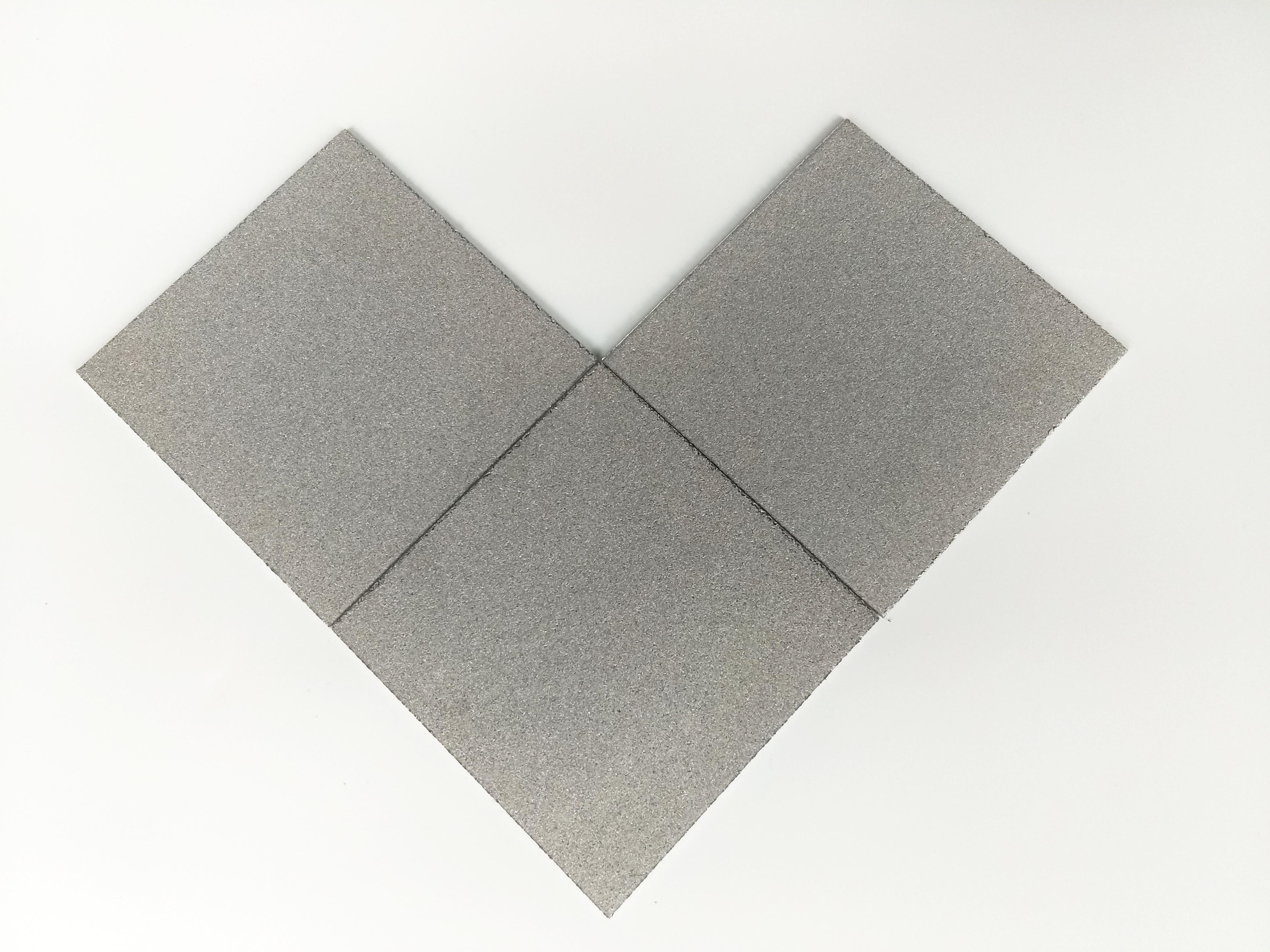 PEM水电解装置钛多孔电解板可带涂层