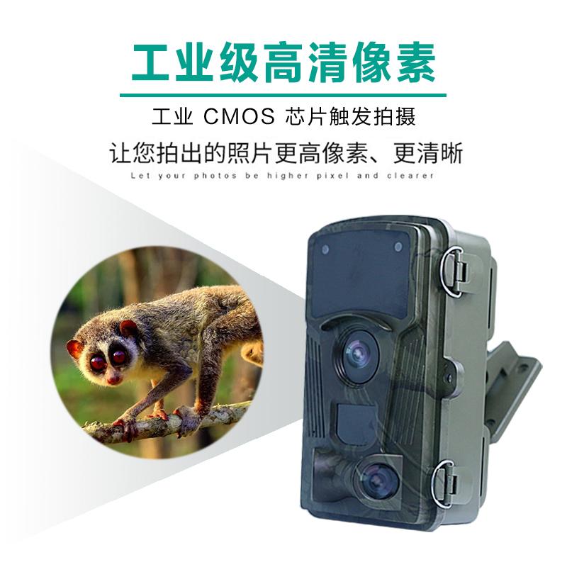 锐逸林业相机高清防水野生动物保护防猎