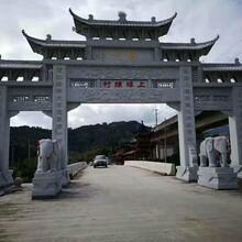 上海石雕牌楼厂家图片