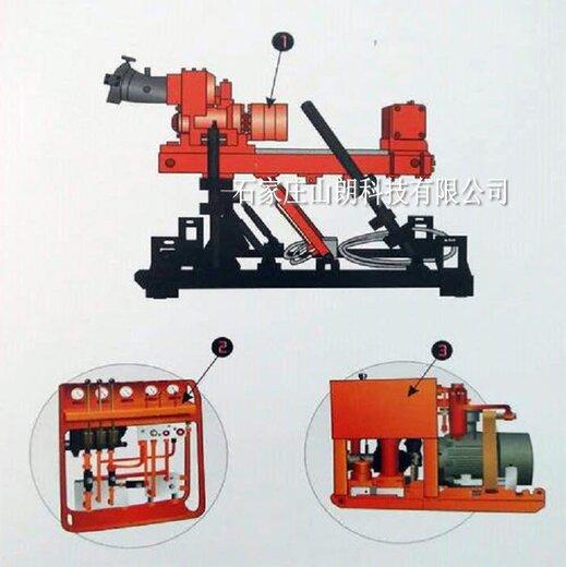 石家莊鉆機ZDY3200S煤礦用全液壓坑道鉆機