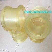 液压钻机配件//西安ZDY4000钻机配件卡盘胶筒图片