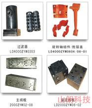 ZDY煤矿钻机配件-ZDY副泵油路板图片