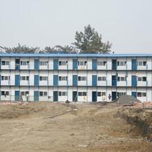 沧州青县k式活动房东光县岩棉彩钢房厂家供应图片