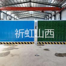 長治施工圍擋板襄垣彩鋼圍擋板護欄網圖片