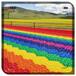 網紅彩虹滑梯建設彩虹旱雪滑道游樂開發項目