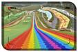 可以玩的彩虹滑道彩虹滑道戶外彩虹滑道價格