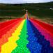 旅途一直在路上彩虹滑道規劃彩虹滑梯材料板戶外游樂設施規劃