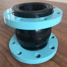 可曲挠橡胶接头橡胶软接头橡胶伸缩节橡胶接头厂家图片