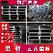 钢厂直发天津Q235热镀锌10#槽钢U型钢H型钢工字钢防锈