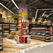 鄭州百貨店裝修設計-這樣裝修就可以吸引顧客