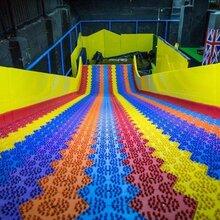 西安室内儿童乐园蹦床运动馆免费加盟图片