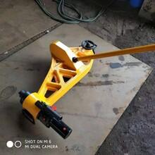 操作簡單的液壓直軌機鋼軌調直器濟寧廠家圖片