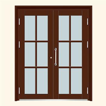 青岛镀锌板单元门楼宇防盗门对讲门装修安装服务