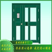 厂家供应楼宇可视对讲门密码单元门对讲电控门质量保障图片