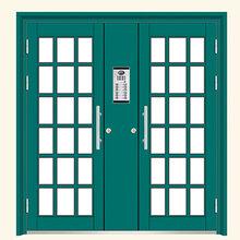 潍坊厂家制作单元防盗门楼宇门对讲门设计款式多样图片