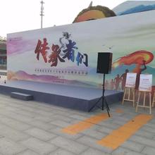 青山湖区庆典会展策划布置工程图片