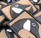 梅州定制鴨子魔術貼布貼