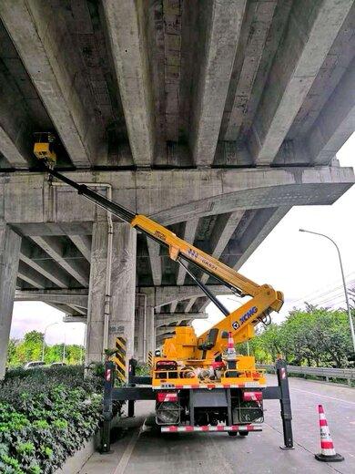 橋梁檢測車圖