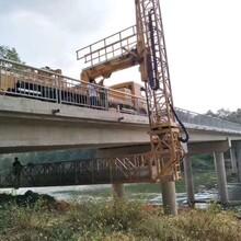 南海區鐵路橋梁檢測車出租服務圖片