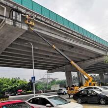 佛山市專業橋梁檢測車租賃價格圖片