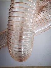 耐磨鋼絲pu管A鶴山耐磨鋼絲pu管工廠提供