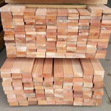 银口木椭圆栏杆、银口木防腐木今年价格图片