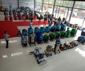 青岛鼎洁盛世清洁设备有限公司