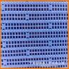 廠家定制1000塑料平板網帶25.4平格網帶輸送帶