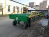 福州分体式装卸货叉车载货平台12米