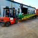 福州货车高度调节板板材装柜平台12米