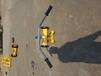 邵陽翻轉式油桶堆高車油桶夾頭300公斤