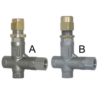 VRP43-AISI303意大利进口压力调节阀价格合理