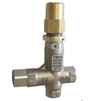 VB53-AISI303意大利進口調壓閥、進口安全閥品質