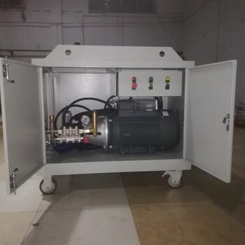 移動高壓水清洗機、噴砂除銹清洗機廠家