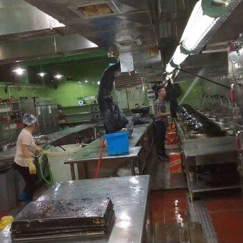 佛山順德區餐廳油煙機清洗服務