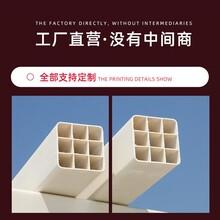 武汉PVC格栅管价钱图片