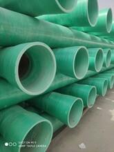 杭州玻璃钢夹砂管报价图片