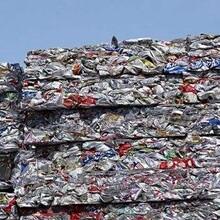 大鵬新區廢塑膠回收站圖片