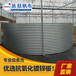 高密度養殖鍍鋅板帆布水池帆布養魚鍍鋅板架子廠家