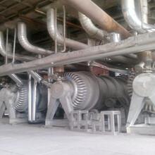 供应膜式冷渣机河南万迪大型膜式滚筒冷渣机厂家直销图片