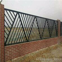 庭院小区室外阳台铁艺护栏围墙栏杆厂家直销