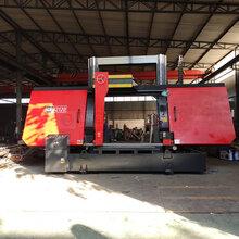 帶鋸床廠家GB42120鋸床金屬帶鋸床價格圖片